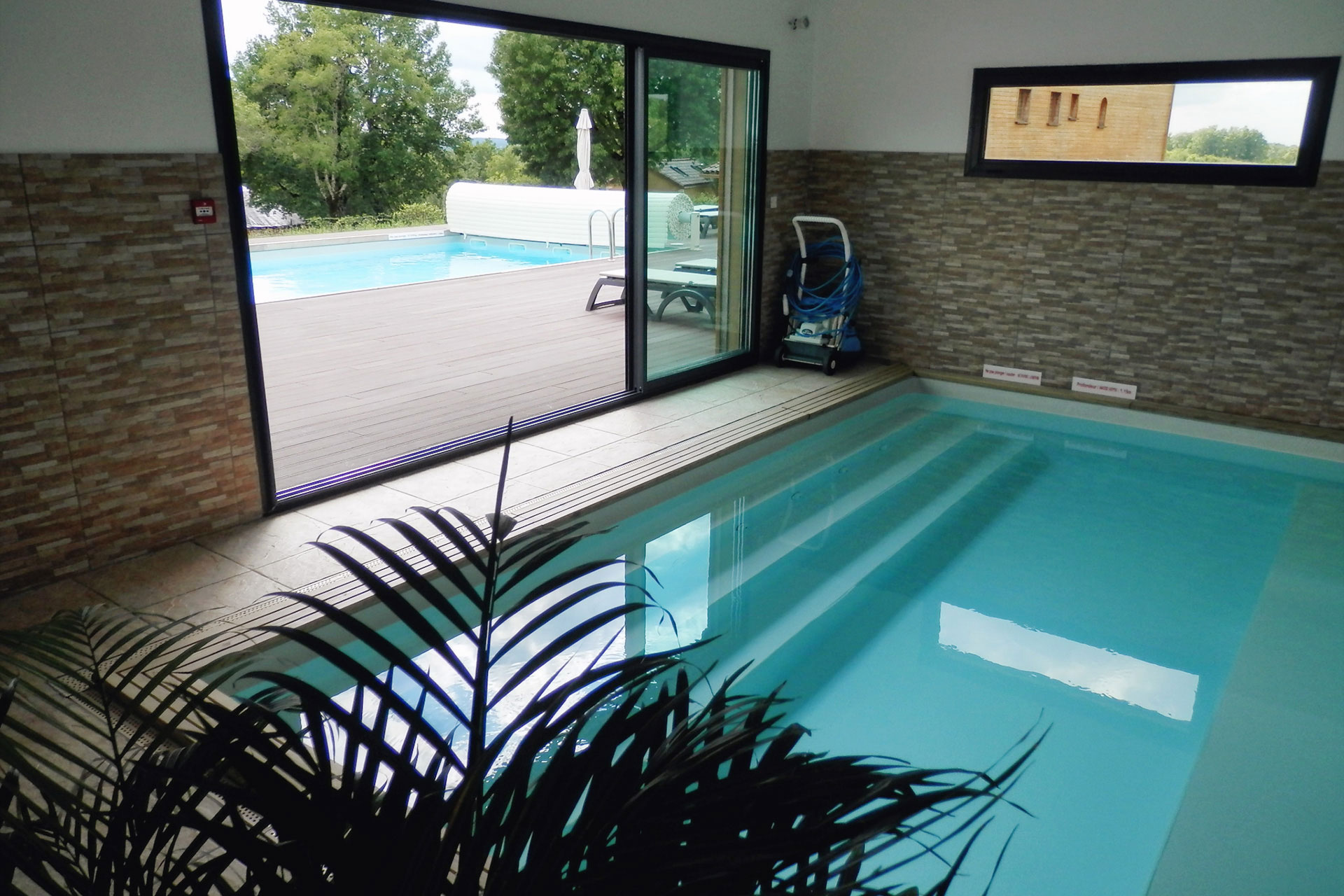 gite piscine lot 46