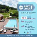 BEST WEEKLY STAY LOT FRANCE