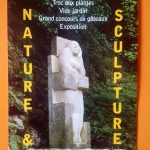 Plantes et sculpture valprionde Lot