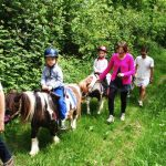 equitation enfants Lot