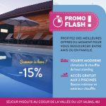 [PROMO FLASH] -15% en juillet