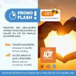 [PROMO FLASH] -20% en juin